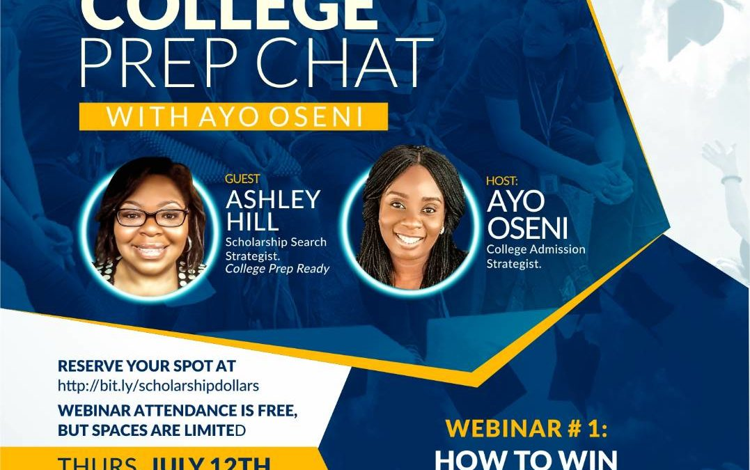 USCE College Prep Chat — Is it too late to apply to college?