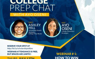 Video – How to Win More Scholarships & Avoid Student Loans