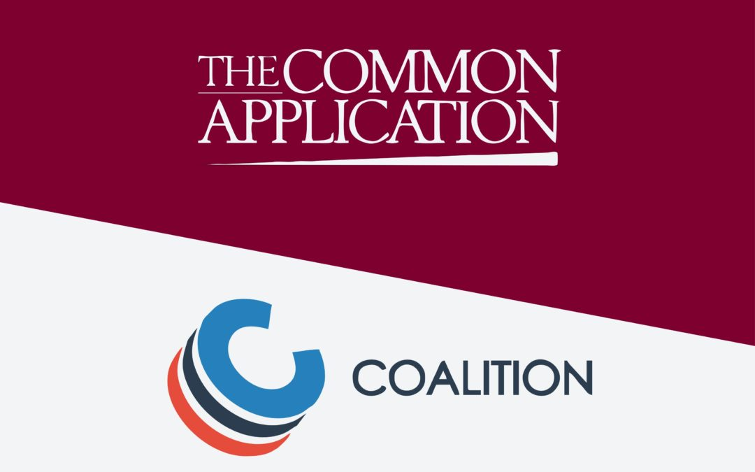 2020 – 2021 Common App & Coalition App Essay Prompts
